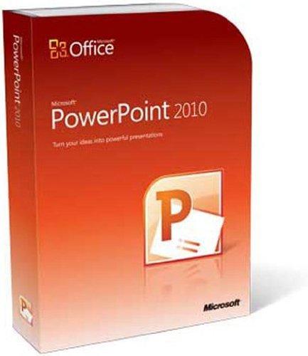 Microsoft PowerPoint 2010 - 1PC/1User