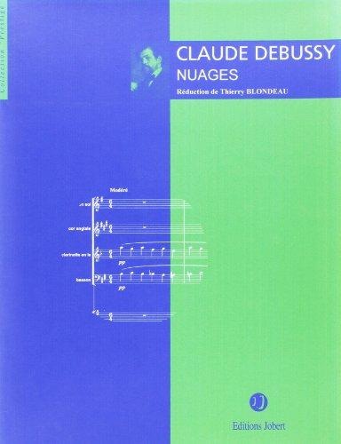 Nuages (extr. 3 Nocturnes) Partitions d'Orchestre