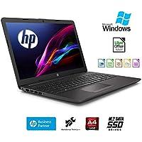 "Hp 255 G7 Notebook hp Display da 15.6"" Fino A 2.60GHz,Ram 4Gb Ddr4 SSd M.2 256 Gb,Radeon R3,Pc portatile Hp,Hdmi,DVD,Cd RW,Wi fi,Bluetooth,Windows 10 professional"