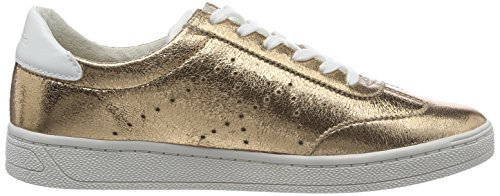 Tamaris 23692, Sneakers Basses Femme Or (GOLD STRUCTURE 953)