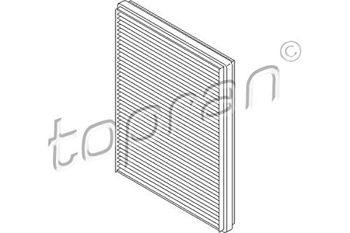 Preisvergleich Produktbild TOPRAN 400 201 Filter,  Innenraumluft
