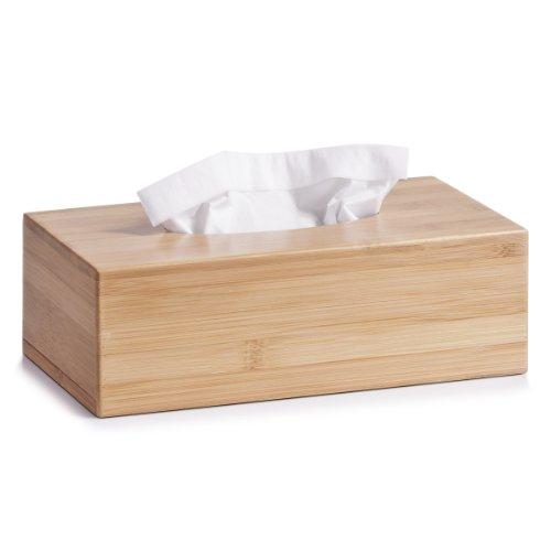 zeller-25305-kosmetiktucher-box-bamboo-l-275-x-b-155-x-h-85-cm