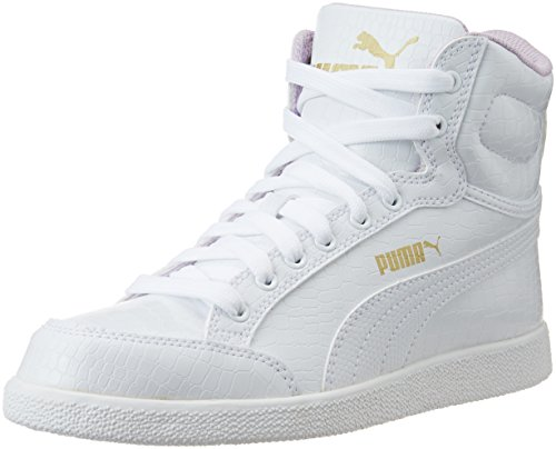 9d5f8bf5524 Puma Girl s Puma Ikaz Mid Serpent Jr Sneakers - Bootstore.in