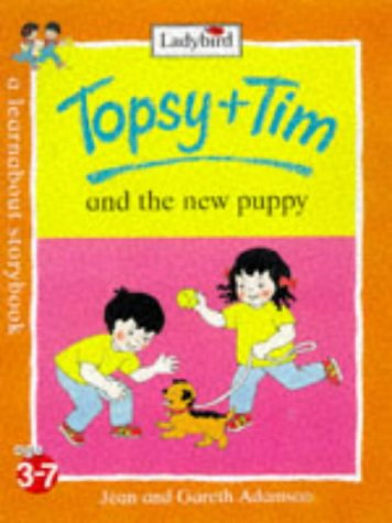 Topsy and Tim and the new puppy