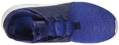adidas Herren X Plr Sneakers Blau (Dk Blue / Dk Blue / Ft White)