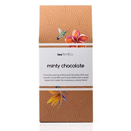 Minty Chocolate Tea - 17 Pyramid Tea Bags