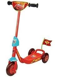 Smoby - 450136 - Vélo et Véhicule pour Enfants - Trottinette 3 Roues - Cars 2