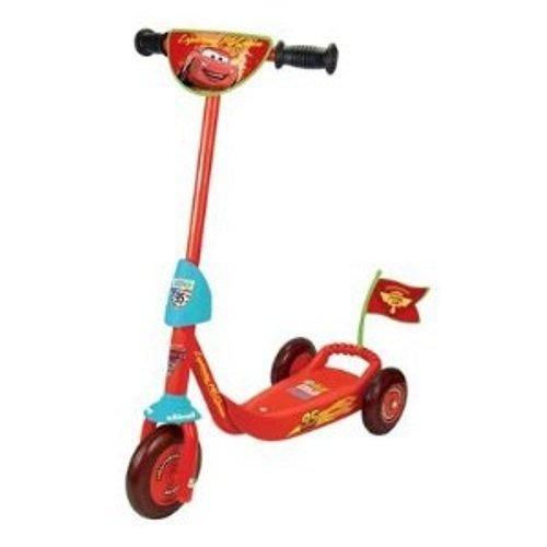 Smoby 450136 V Lo Et V Hicule Pour Enfants Trottinette 3 Roues Cars 2