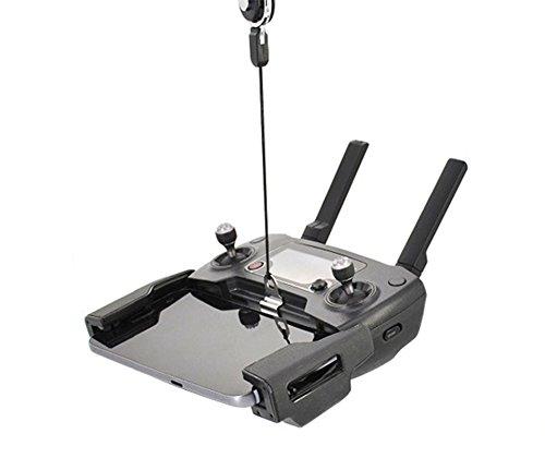 Preisvergleich Produktbild Owoda PGYTECH Alle Metallhalterung Fernbedienung Haken + Neck Lanyard Verstellbare Schlinge Für DJI Mavic Pro Drone Zubehör