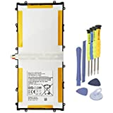 ANTIEE SP3496A8H 9000mAh Akku für Samsung Google Nexus 10 N10 Table PC P8110 HA32ARB Google GT-P8110 32GB Tablet Battery