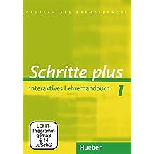 Schritte plus 1. Interaktives Lehrerhandbuch - DVD-ROM: Deutsch als Fremdsprache
