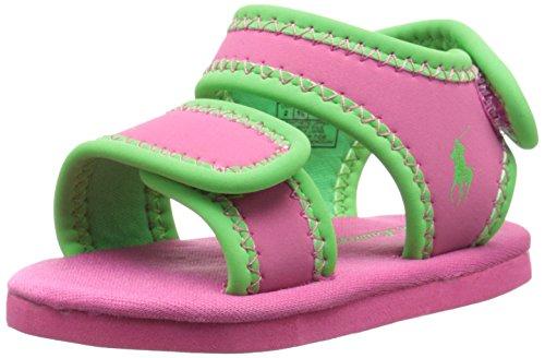 Polo Ralph Lauren Rip Tide Layette Rosa Neopren 17 EU - Ralph Jungen Schuhe Für Lauren
