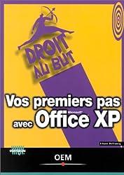 Vos premiers pas avec Office XP