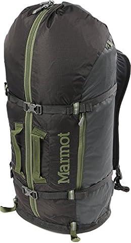 Marmot Rock Gear Hauler Sac à dos d'escalade Taille unique Slate Grey/Stone Green