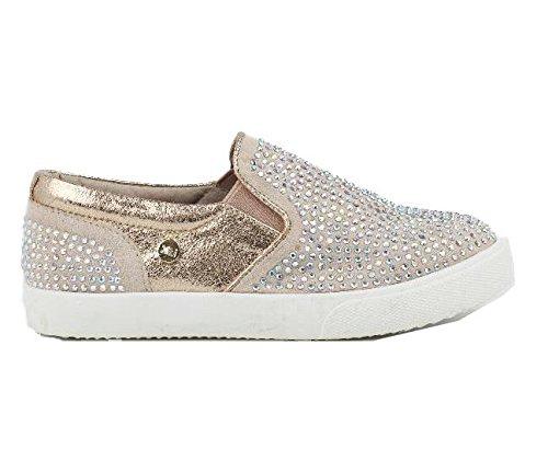 XTI , Chaussures pour fille spécial sports d'extérieur Beige