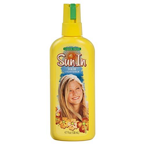 Sun In Hair Lightener Zitrone 140 ml (Braune Haare Färben Spray)