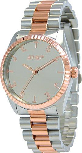 Jet Set Women's Watch Sight Analog Quartz Stainless Steel J62506652