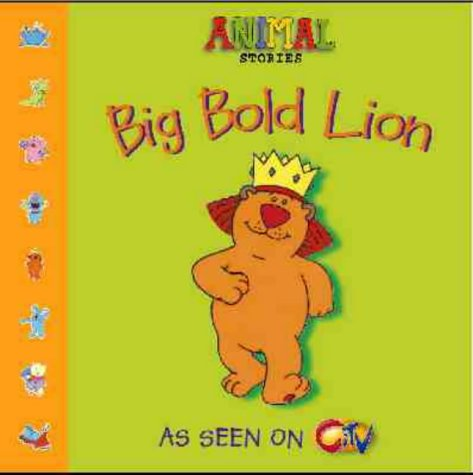 Big bold lion