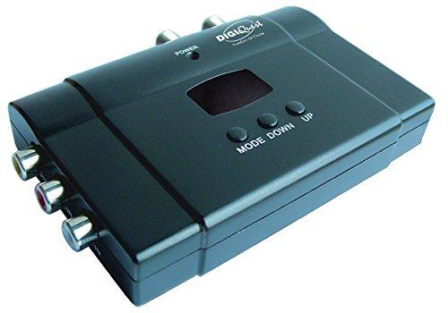 DIGIQUEST–RF Modulator Stereo–Multiband UHF/VHF