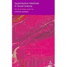 Quantitative Methods in Social Science