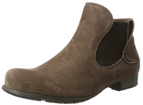 Think Damen Denk_181994 Chelsea Boots, Beige (Kred 22), 42 EU