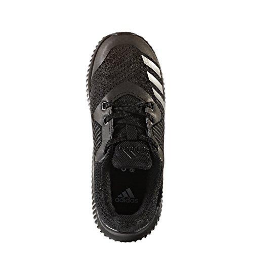 adidas - Fortarun K, Scarpe sportive Unisex – Bambini noir/noir/noir
