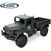 S de Idea® 18138 B14 Militar Truck 4 WD 2.4 GHz RC R/C