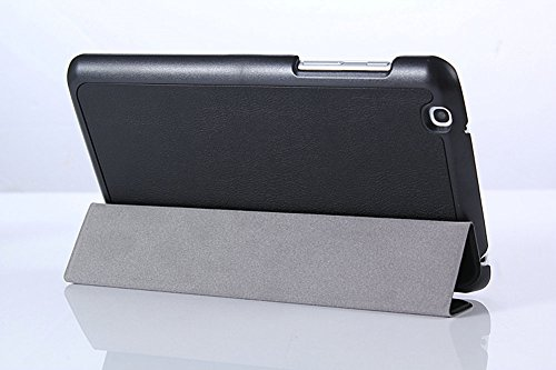 Kepuch Custer LG G Pad 8.3 V500 V510 Custodia - PU Pelle Folio Custodia Case Cover per LG G Pad 8.3 V500 V510 - Nero