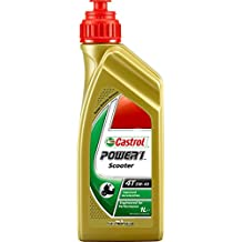 Castrol Power Scooter 4T 5W40 (1 litro)
