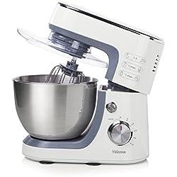 Tristar MX-4181 Impastatore da Cucina, Bianco