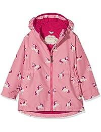 Hatley Mädchen Regenjacke Microfiber Rain Jackets