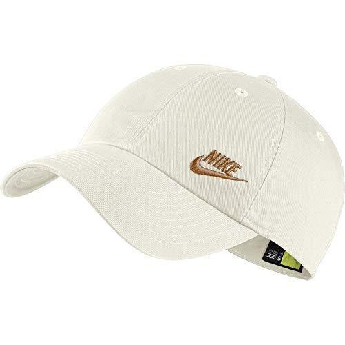 Nike Sportswear Heritage86 Futura cappellino beige da donna