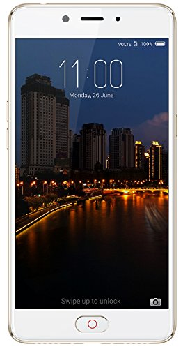 Nubia N2 5000mAh Battery(Gold, 4GB+64GB)