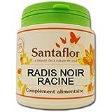 Santaflor - Radis noir racine - gélules240 gélules gélatine bovine