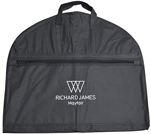 Richard James - Portatrajes de viaje negro negro talla única