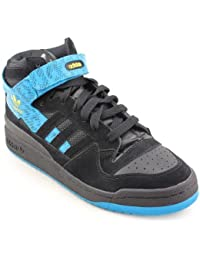 new arrival 4b59c ae6b7 adidas Forum Mid Herren Sneakers Rund Sportliche Sneakers Schuhe Neu