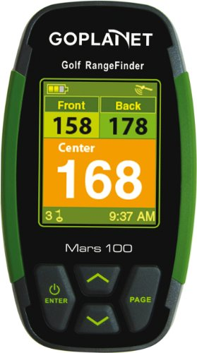 GoPlanet Mars 100 Golf GPS