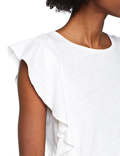 BOSS Casual Talala, Vestaglia Donna Bianco (White 100)