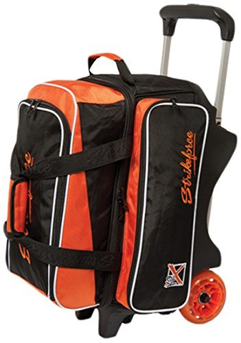 kr-strikeforce-double-roller-bowling-bag-black-orange-by-kr
