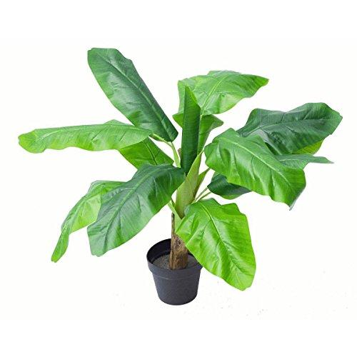 Leaf Erstaunlicher Artificial Bananenstauden/Bäume, 90cm Banana