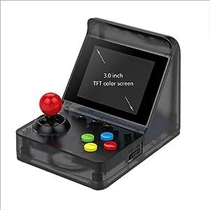 SU Kinder Spielmaschine Arcade Spielzeug Schlacht eingebaute 520 Spiele unterstützen Musikspieler FC