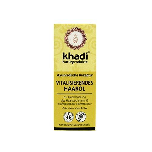 Khadi Ayurvedisches Vitalisierendes Haaröl 10 ml