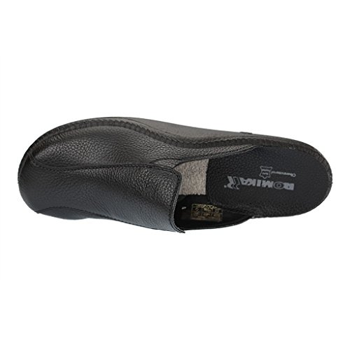 Romika , Chaussons pour homme Schwarz