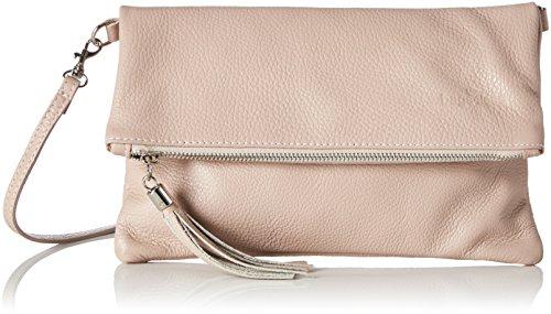 Bags4Less Luna, Carteras de mano Mujer, Pink (Nude), 2x18x28 cm (B x H T)