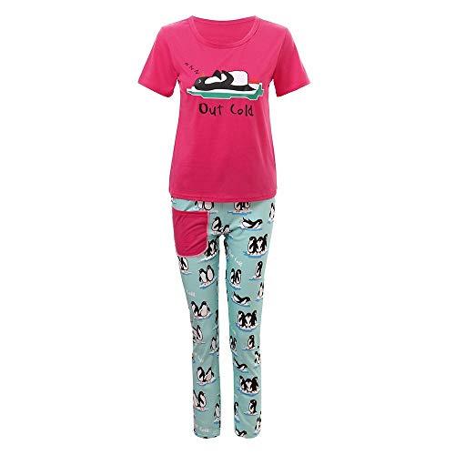 486ebadca POLP Niño Navidad Santa Claus Ropa niñas Unisex Pijama Bebe Navidad Regalo  Estampado de Pinguino Manga