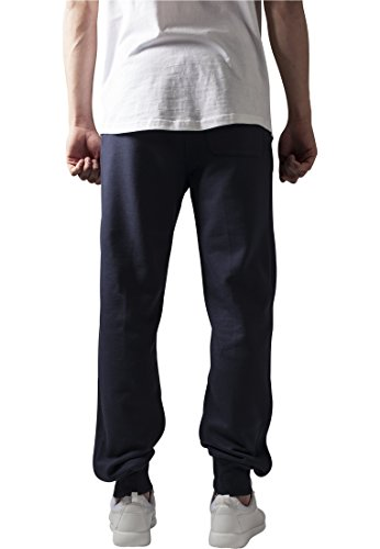 Straight Fit Sweatpants Navy