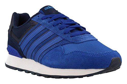 Adidas Herren 10k Gymnastikschuhe Blau (blu Marino Collegiale / Blu / Blu Scuro Blu Scuro / Blu / Blu Brillante)