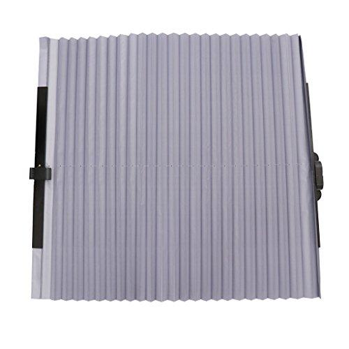 Sharplace-Tendina-Parasole-Retraibile-Parabrezza-Foglia-Alluminio-Blocco-Luce-Sole-UV-Auto