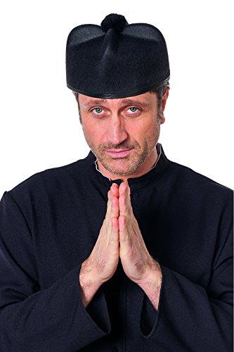 Priester Kostüm Kind - Jannes 9600 Hut Bonnet Priester Pfarrer