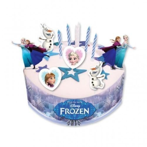 NEU ENTWURF Disney Frozen Kuchen Dekoration Kit